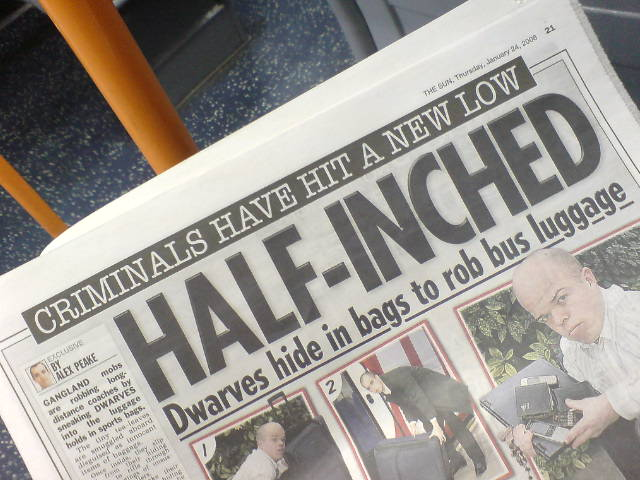 newspaper essays